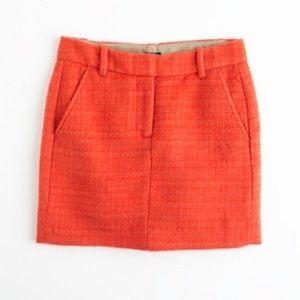 Jcrew Atomic Tweed Mini Pockets